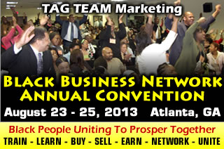 TAG TEAM Marketing 2013 Annual Convention