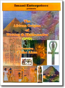 African Origins of Writing & Mathematics